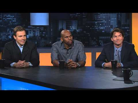 Jim Rome on Showtime  Episode Preview  September 2013  Adrian Peterson Ricky Williams