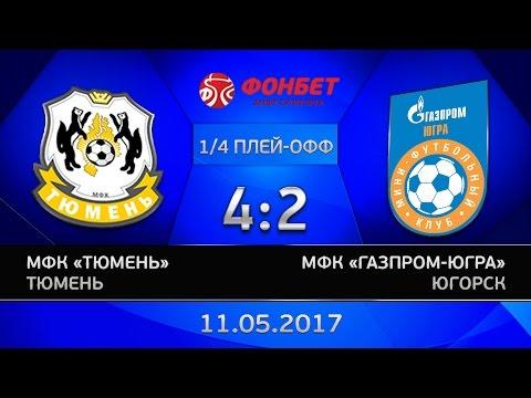 1/4 финала. Тюмень - Газпром-ЮГРА. 4:2. Четвертая игра
