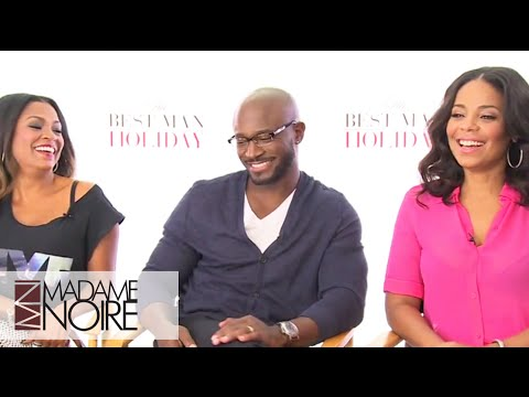 nia long explains why she wanted a white love interest on the best man holiday watch more. Black Bedroom Furniture Sets. Home Design Ideas