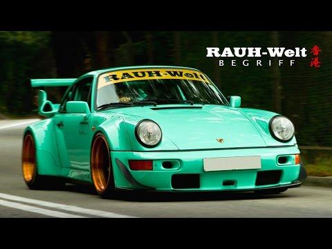 RWB Hong Kong #1 | RAUH-Welt Begriff | Tiffany
