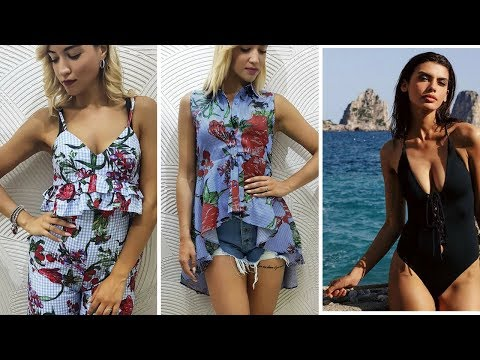 Stylish Summer fashion style -  Fashion designer