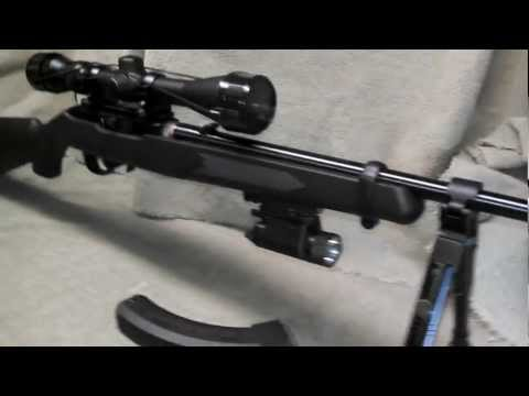 Ruger 10/22 Takedown Tactical !! (SHTF & BUG OUT)