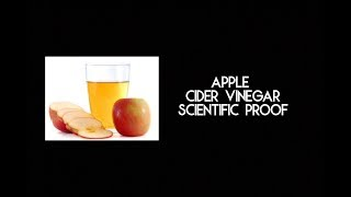 Applie !Cider Vinegar Weight Loss Results - Scientific Facts