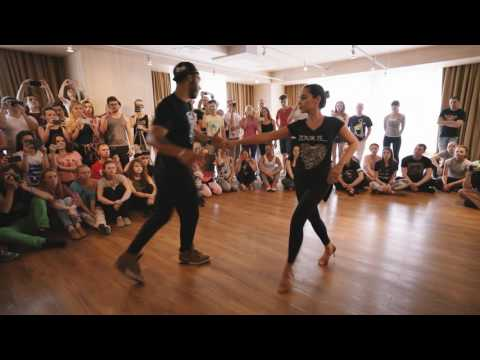 William + Paloma - Russian Zouk Congress 2016 - Demo