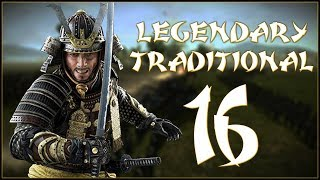 READY FOR WAR - Aizu (Legendary - Challenge: Traditional Units Only) - Fall of the Samurai - Ep.16!