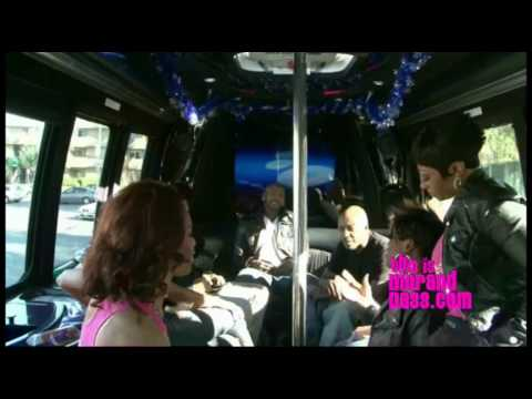 Pornstar Bus with Cherokee D'Ass, Beauty Dior, Stacy Lane, Austin Taylor, Marie Luv!!