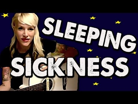 SLEEPING SICKNESS - Sarah Blackwood (City and Colour) Music Videos