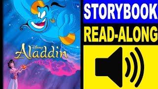 Aladdin Read Along Story book | Read Aloud Story Books for Kids | Kids Story Books