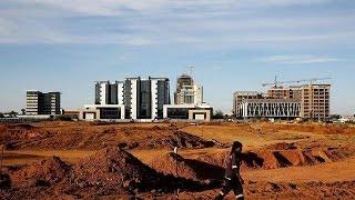 Botswana's capital transformed dramatically over 5 years