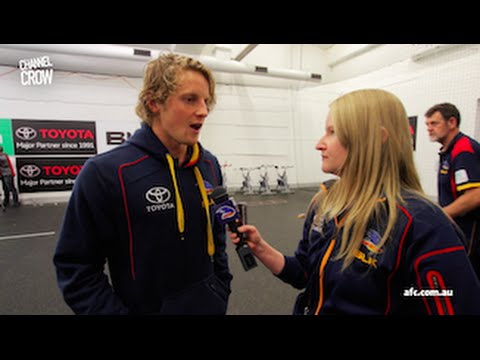 Rory Sloane Post-Match Elim Final