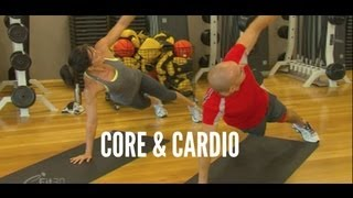 Total Body Workout 6, Cardio, sculpt and tone fitness