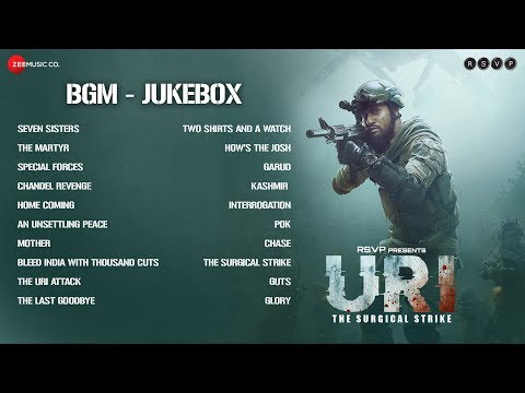 Download Lagu  URI - The Surgical Strike | BGM Jukebox | Shashwat Sachdev | Vicky Kaushal & Yami Gautam Mp3 Free