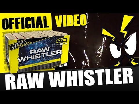 Raw Whistler - Zena Vuurwerk [OFFICIAL VIDEO]