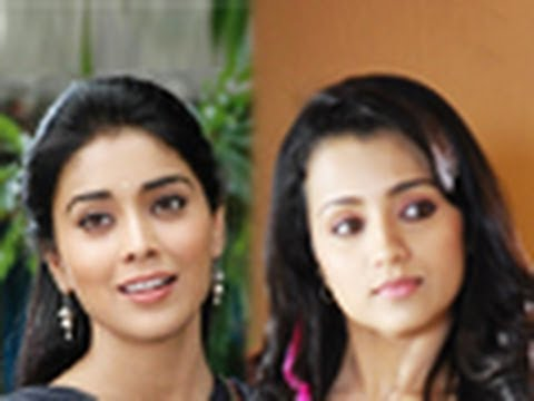 Trisha replaced by Shriya