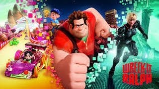Wreck-It Ralph - Wreck It Ralph Movie Review