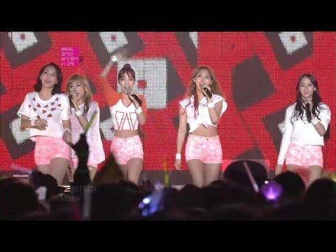 【tvpp】kara - Mister, 카라 - 미스터  Korean Music Wave In Kobe Live video