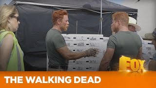 "THE WALKING DEAD |  Making Of ""Always Accountable"" 