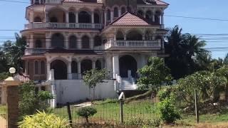Thử thách khám phá căn biệt thự bỏ hoang ở Trà Vinh |castle