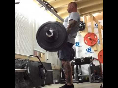 Jim's 15-Second Tip: Romanian Deadlift Image 1
