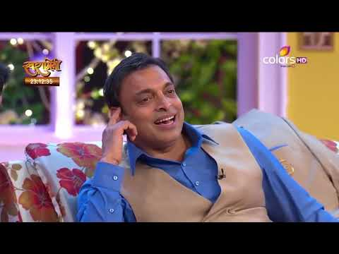 Comedy Nights with Kapil - Harbhajan & Shoiab - 1st March 2015 - Full Episode thumbnail
