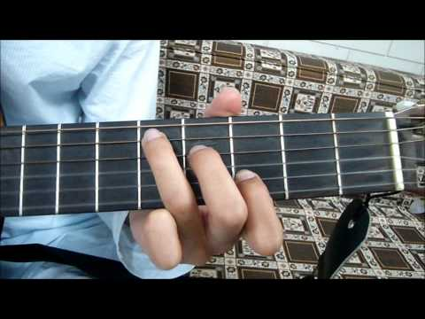 Jalpari by Atif Aslam Guitar Lesson - www.urduguitar.blogspot...
