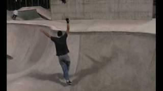 """Skate park """" GALIT """" night ride"""