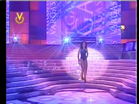 Miss Venezuela 2010. Desfile en traje de baño. Parte 2