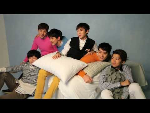 2PM_2014 2PM SEASON S GREETINGS  SWEET & WILD  Making Film