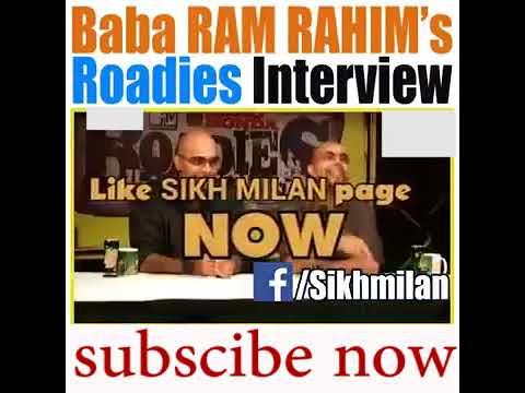 download lagu Must Watchbaba Ram Rahim In Roadies 😂😂😂 gratis