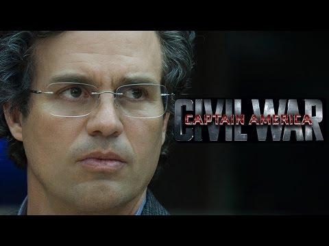 Mark Ruffalo Thinks He's In Captain America: Civil War