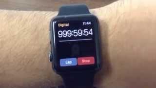 Watch 1000 Hours Apple video