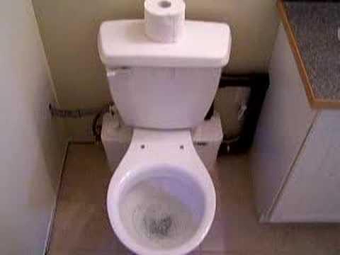 Saniflo Macerating Toilet Youtube