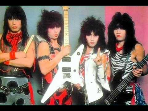 LOUDNESS-Risky Woman
