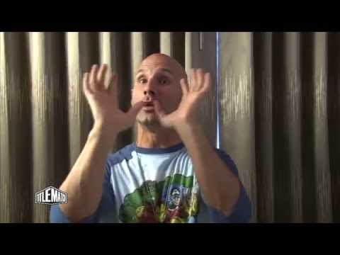 Christopher Daniels: GFW, Global Force Wrestling, Jeff Jarrett, WWE Talent Over TNA Guys