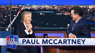 Paul McCartney Bonus Conversation