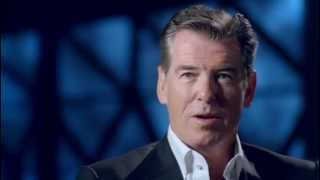 Everything Or Nothing: The Untold Story of 007 (Pierce Brosnan clip)