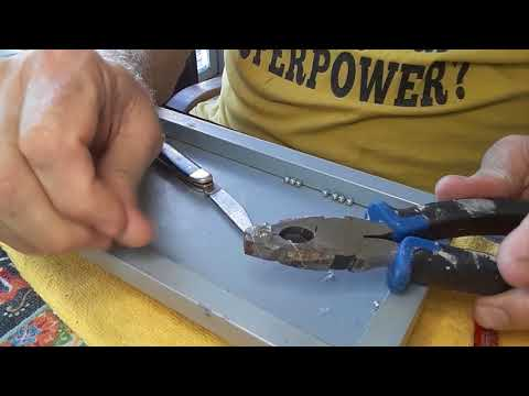 DIY Hypersonic ultralight pellets in your homemade pellet maker