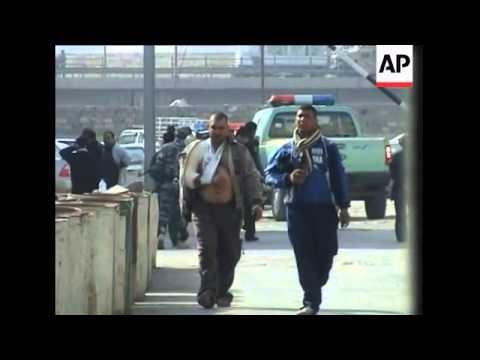 Suicide bomber targets Shiite pilgrims in Baghdad