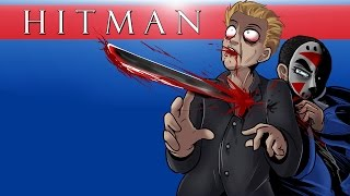 Hitman - World of Assassination Ep. 7! (ELUSIVE TARGET!) Searching For Gary Busey!