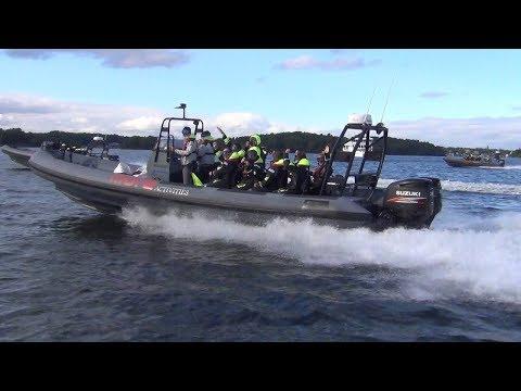 Crazy Speed Boat Racing - Minecraft Creators Summit  2017 - Day 3