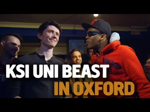 KSI Uni Beast - Oxford University
