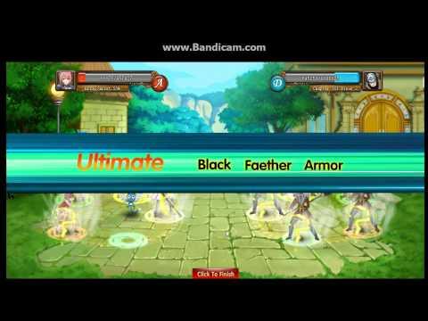 Fairy Tail Online - Edolas 3 (Lv90 +1 million BR Attempt)