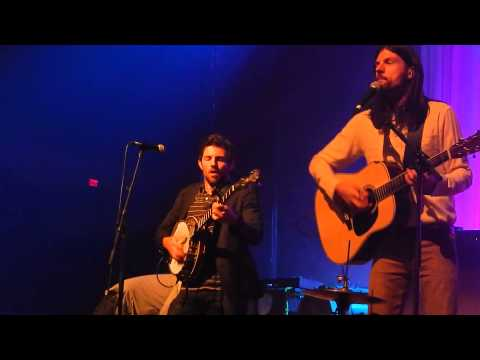 The Avett Brothers - Paranoia in Bb Major live @ Knoxville Coliseum 5-16-13