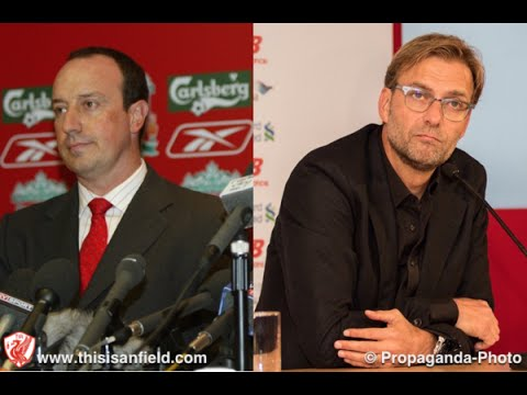 Jurgen Klopp on Rafa Benitez at Liverpool