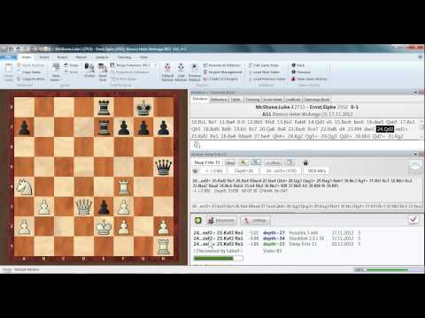 ChessBase 12 LetsCheck & Cloud