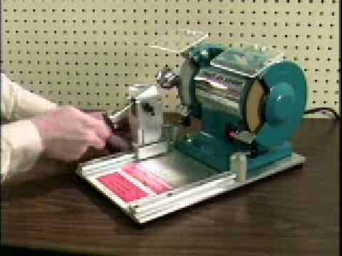 Rotary Blade Sharpener Overview Music Videos