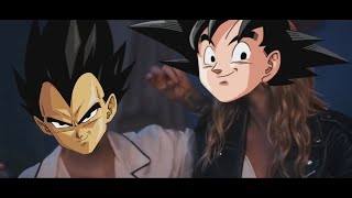 Dan + Shay, Justin Bieber - 10,000 Hours parody ( 9000 Powers ) Dragonball