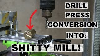 "download lagu ""impossible"" Milling Machine From A Drill Press gratis"