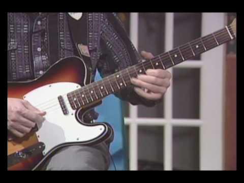 Joe Carr Nashville Guitar Vol 1