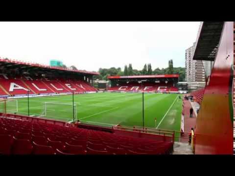 Charlton Athletic Investigate Pitch Sex Video video